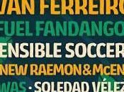 Festival Arts 2017: Jake Bugg, Iván Ferreiro, Fuel Fandango, Sensible Soccers, Raemon McEnroe, WAS, Soledad Vélez...