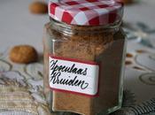 Speculaaskruiden (mezcla especias para galletas speculaas)
