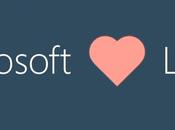 Microsoft nuevo miembro Linux Foundation, caja bombones incluida