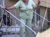 simpático vídeo abuela hecho viral