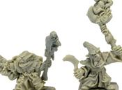 Nuevos Chamanes Goblin Norba Miniatures