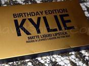 Clones/ Dupes KYLIE Bithday Edition Matte Liquid Lipstick ALIEXPRESS