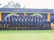 América viste manera elegante para foto oficial Mundial Clubs