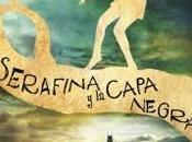 """""""Serafina capa negra"""", Robert Beatty"""
