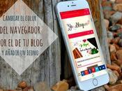 Como hacer acceso directo blog móvil minuto