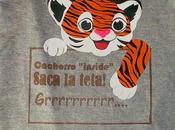 Mono tigre: Vinilo Sprai
