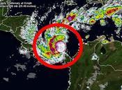 """tormenta tropical """"Otto"""" podría huracán camino Nicaragua Costa Rica"""
