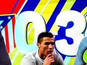 Media Punta Minuti Atleti Real Madrid trick Cristiano Ronaldo