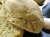 MOLLETES ALBAHACA (Receta sencilla pan)