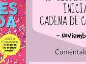 CAMBIO FECHA RESEÑA Lectura Conjunta Cadena Comentarios: Planes Boda Blog Doctora Jomeini: Desenlace González Luque.