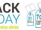 Casa Libro semana Black Friday