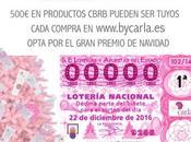 Lotería Navidad CBRB