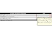Dimensionamiento: Calculadora requerimientos Exchange