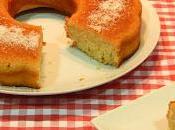 Receta fácil rollo coco tarta Fabiola