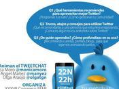 Tweetchat para compartir aprovechar posibilidades Twitter #SEMITuit