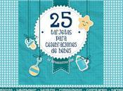 Plantillas Formato Vector para Celebraciones Bebés
