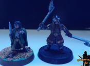Pintando Esdla (III) Gimli Frodo Reseña Opinión Juego