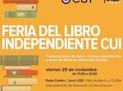 Eventos Feria Libro Independiente