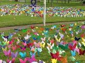 Miles mariposas poema contra violencia género