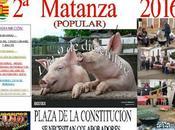 Guadalmez celebra Matanza Popular