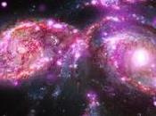 Supergalaxias colisión
