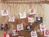 Calendario Adviento, colaboración tienda manualidades.