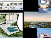 Proyecto masterplan cádiz diseñado a-cero. tipología viviendas pareadas