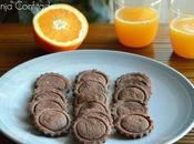 Galletas Chocolate Naranja Confitada