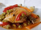 Pollo Jardinera
