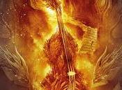 Xandria: Fire Ashes.