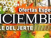 OFERTAS especiales diciembre Valle Jerte
