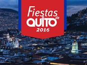 Agenda Fiestas Quito 2016