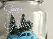 Tutorial: como hacer bola nieve Snow Globe