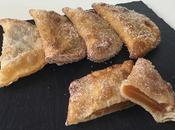 Empanadillas rellenas dulce boniato batata