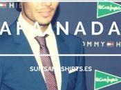 Rafa Nadal amigos presenta Tommy Hilfiger Tailored Corte Inglés