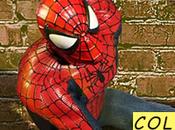 Vean esta increíble figura Spider-Man cortesía Mezco Toys