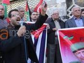 Homenajes tirano Castro ente palestino.