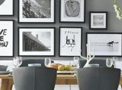 ideas para decorar paredes comedor