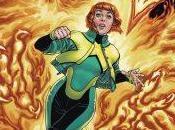 Marvel Comics revela detalles equipo creativo serie Jean Grey
