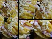Receta Apañada: Patatas rellenas horno