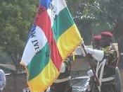Fiesta nacional Bangui bajo signo