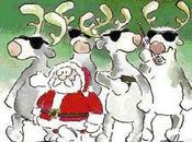Papás Noel dignos.