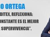 """Amancio Ortega, fundador INDITEX, reflexiona: crecimiento constante mejor mecanismo supervivencia""""."""