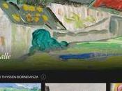 Museo Thyssen-Bornemisza presentado Second Canvas Thyssen, nueva aplicación digital