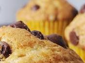 Muffins americanos chips chocolate