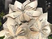 Adorna navidad bolas origami
