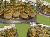 Aperitivos verduras