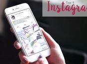 Top5 Instagram Noviembre