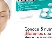 Conoce usos diferentes puedes aspirina