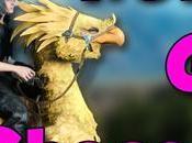 Cómo conseguir chocobos Final Fantasy